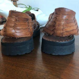 46cdaf193c1b Brand X Shoes - Brand X Pachucho Huaraches